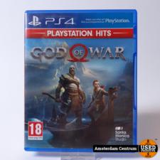 Playstation 4 Game: God Of War