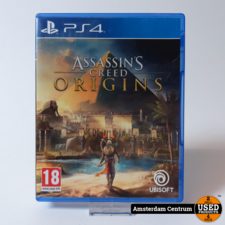 Playstation 4 Game: Assasins Creed Origins