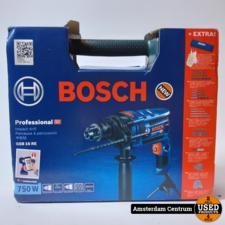 Bosch GSB16RE Klopboormachine | Nieuw in seal