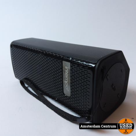Intempo Bluetooth Speaker   Incl. garantie