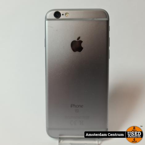 iPhone 6s 32GB Space Gray   Incl. garantie #1