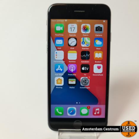 iPhone 6s 32GB Space Gray   Incl. garantie #4