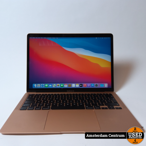 Macbook Air 2020 i3 8GB RAM 256GB SSD   In nette staat