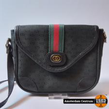 Gucci Dames Vintage Schoudertasje