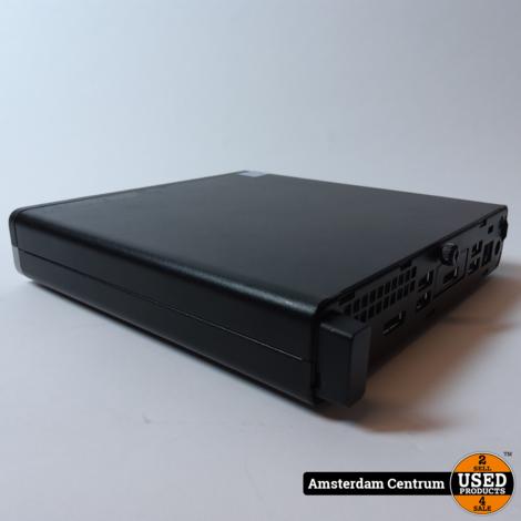 HP Prodesk 600 G5 Mini Desktop i5-9500 8GB 256GB SSD | HP garantie