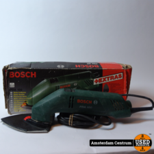 Bosch PDA 100 Schuurmachine | Incl. garantie