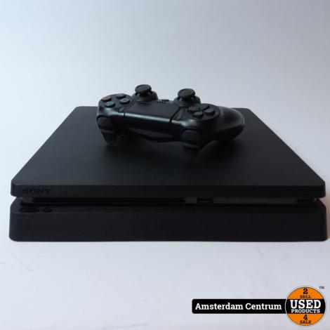 Playstation 4 Slim 500GB Zwart/Black | Nette staat