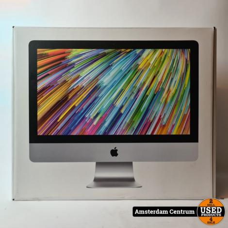 iMac 2017 21,5-Inch i5 8GB 1TB | Nette staat incl. Muis en Keyboard