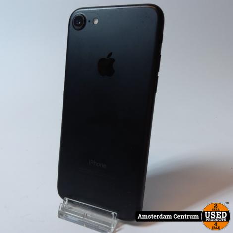 iPhone 7 128GB Black | Incl. garantie
