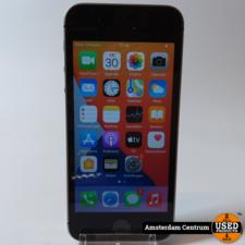 iPhone SE 32GB Space Gray   Incl. garantie #1