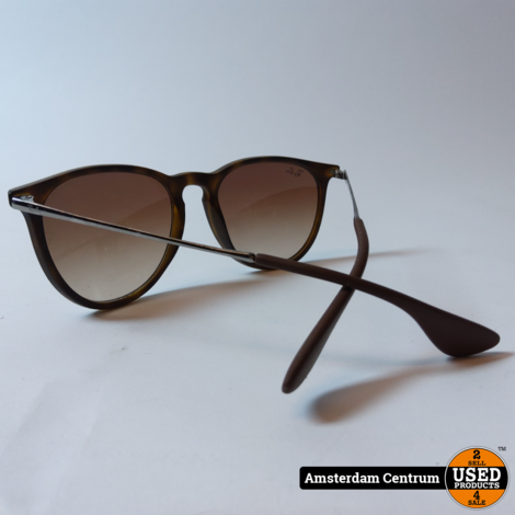 Ray-Ban RB4171 Erika Classic Brown   Incl. hoes