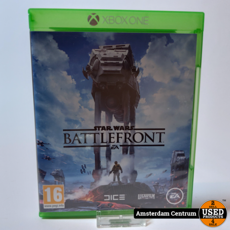 Xbox One Game: Star Wars Battlefront