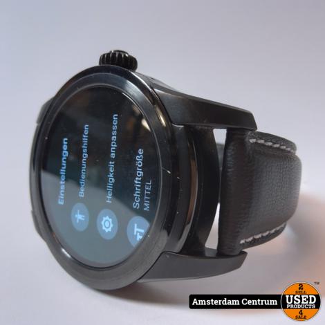 Montblanc Summit 1 Black Smartwatch | ZGAN in Doos