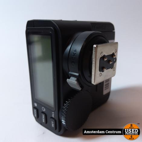 Godox X2Tn Wireless Flash Trigger   Nette staat