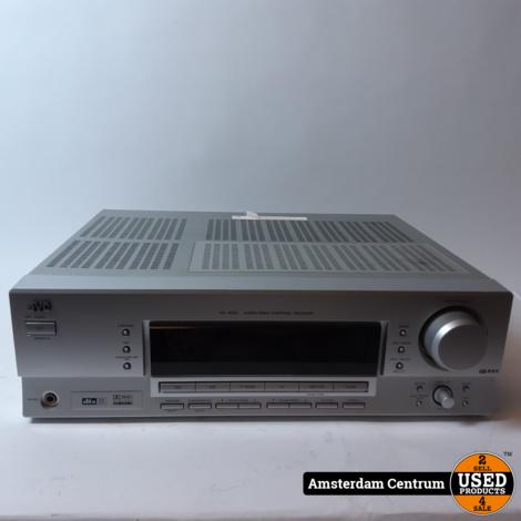 JVC RX-5052 Audio/Video Receiver Zilver | Excl. AB