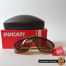 Ducati DA5025 Zonnebril 139 0-120 Matt Black | Nieuw in Doos
