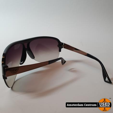 Emporio Armani EA9433/s Heren Zonnebril | Incl. garantie