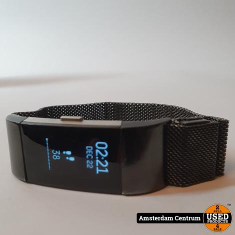 Fitbit Charge 2 Zwart/Black | Incl. garantie