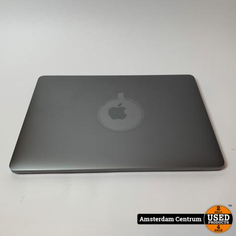 Macbook Pro 2017 13-inch i5 16GB 512GB Space Gray | Nette staat