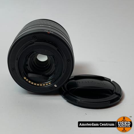 Fujifilm XC 16-50 mm F3.5-5.6 OIS II Black Lens | Incl. garantie