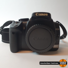 canon Canon EOS 400D Body | Nette Staat