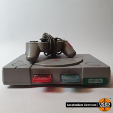 PlayStation 1   incl. Controller en Garantie