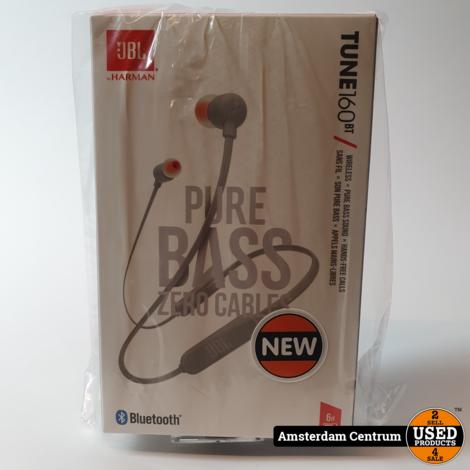 JBL Tune 160BT Wireless In Ear Headphones | Nieuw in seal #5