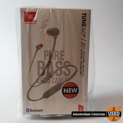 JBL Tune 160BT Wireless In Ear Headphones | Nieuw in seal #8