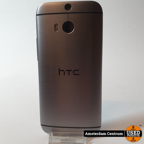 HTC One M8 16GB Grey Silver | incl. Garantie