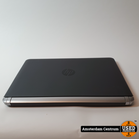 HP Probook 430 i3-6100U 4GB 128GB SSD   Incl. lader en garantie