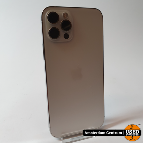 iPhone 12 Pro 128GB Silver | Incl. doos en garantie