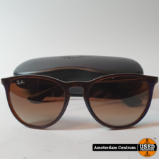 Ray-Ban RB4171 Erika Zonnebril Dames | Incl. hoes