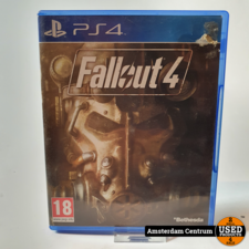 Playstation 4 Game: Fallout 4