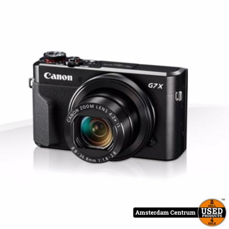 Canon Powershot G7X Mark II   Nieuw in Doos