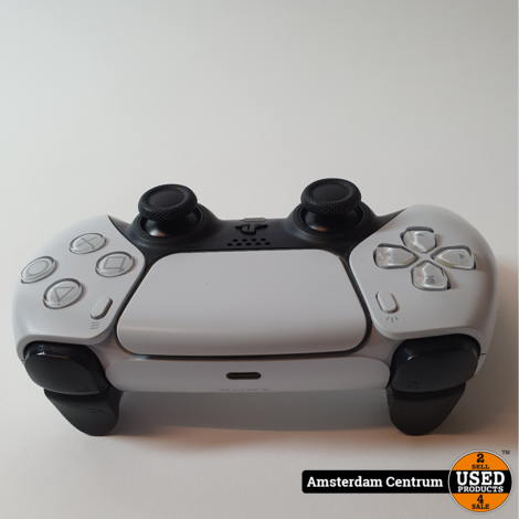 Playstation 5 Controller Wit/White | Nette staat