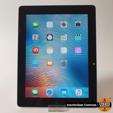 iPad 2 32GB WiFi Space Gray   Incl. garantie