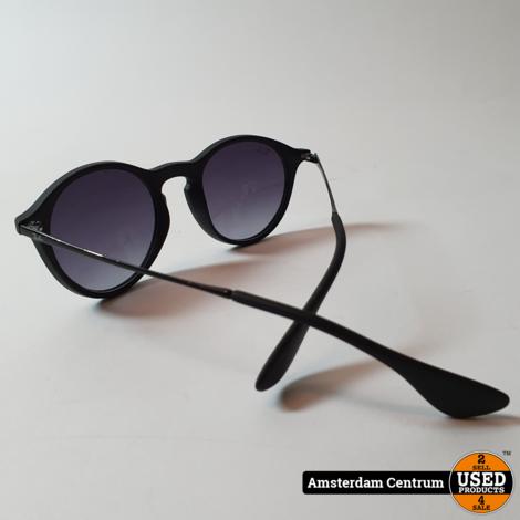Ray-Ban RB4243 Zwart Unisex Zonnebril | Nette staat