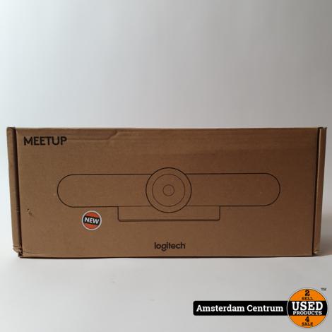 Logitech MeetUp Conference Cam (960- 001102) | Nieuw in doos #1