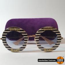 Gucci GG0113S-008-44 Dames Zonnebril | ZGAN