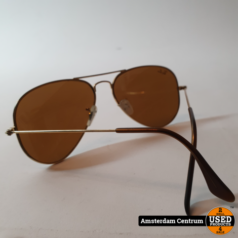 Ray-Ban RB3025 Aviator Small   Incl. hoes
