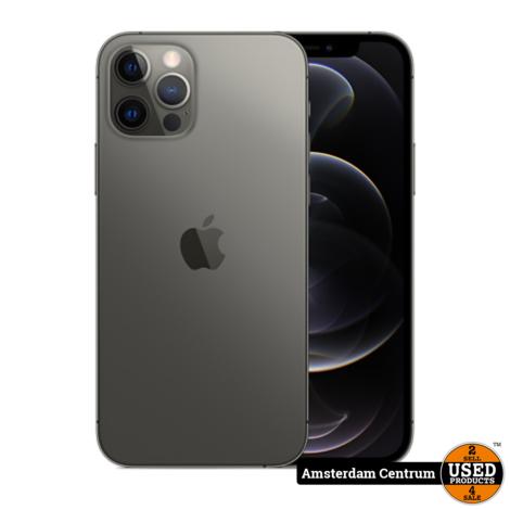 WEEKDEAL! iPhone 12 Pro 256GB Graphite | Nieuw