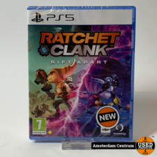 Playstation 5 Game : Ratchet And Clank Rift Apart | Nieuw in seal