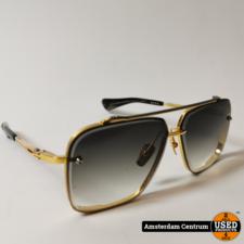 DITA Mach-Six (DTS121-62-01) Gold/Black   Excl. koker