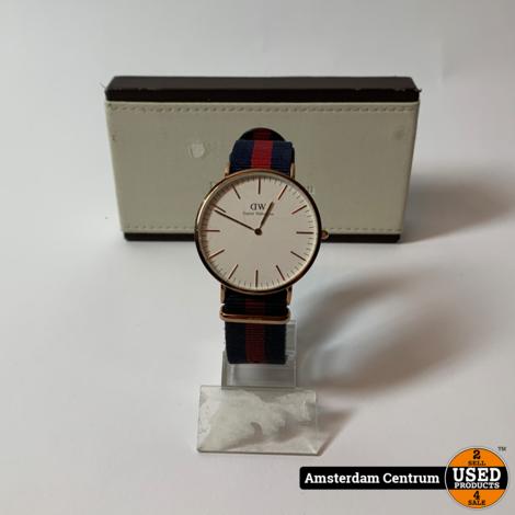 Daniel Wellington Classic Oxford Heren Horloge | In doos