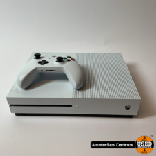 Xbox One S 1TB Wit/White | Nette staat