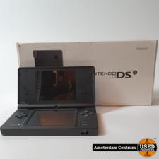 Nintendo DSi Zwart/Black | Incl. lader en garantie