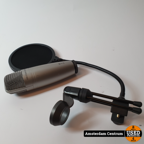 Samson C01UPRO USB Studio Microfoon | incl. Garantie