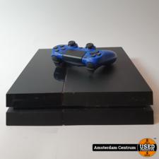 Playstation 4 500GB Zwart/Black   Incl. controller