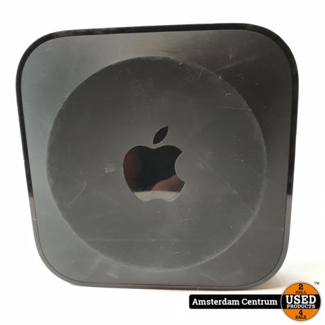 Apple TV 3rd Gen. Zwart/Black | Excl. AB