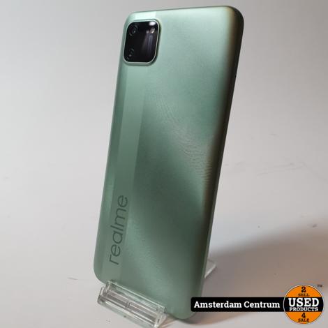 Realme C11 32GB Mint Green | Nette staat
